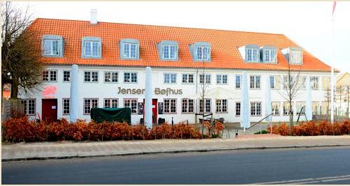 Bøfrestaurant i Hillerød
